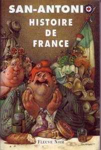 Histoire de France – SAN ANTONIO