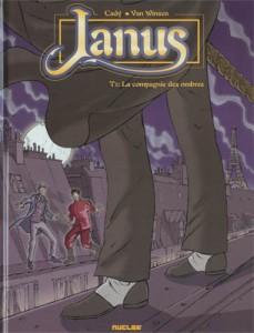 JANUS – t1 : La compagnie des ombres