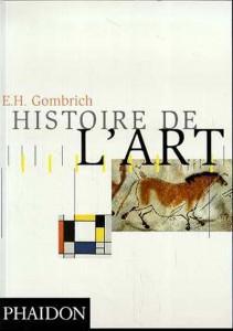 Histoire de l'art – Ernst H. GOMBRICH