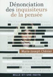 Dénonciation des inquisiteurs de la pensée – Marie-Joseph Chénier
