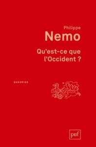 Protégé: Qu'est ce que l'Occident ? Philippe Némo