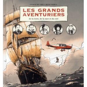 Protégé: Les grands aventuriers de la terre, de la mer et du ciel – Annick de Giry & Renato Marca