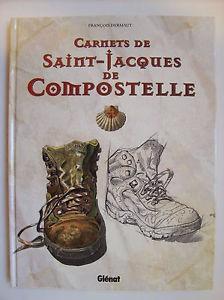 Carnets de Saint-Jacques de Compostelle – François Dermaut