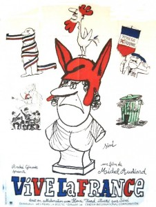 Vive la France – Michel Audiard