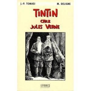 Tintin chez Jules Verne – J.-P. Tomasi & M. Deligne