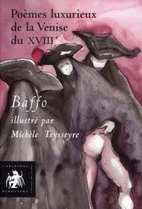 Poèmes luxurieux de la Venise du XVIIIe – Baffo