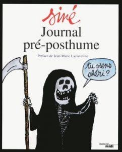 Journal pré-posthume – Siné
