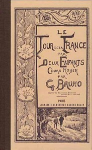 Le Tour de la France par Deux Enfants – cours moyen par G. BRUNO